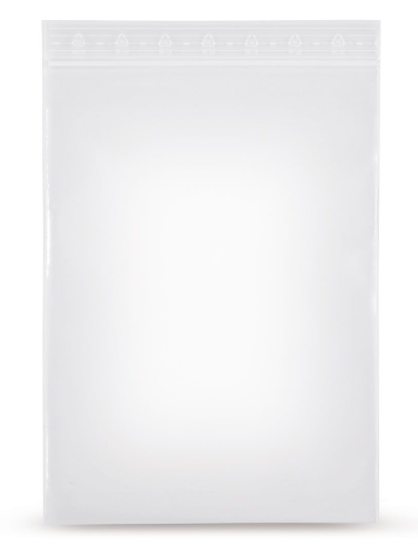 LDPE Druckverschlussbeutel 0,05mm transparent neutral